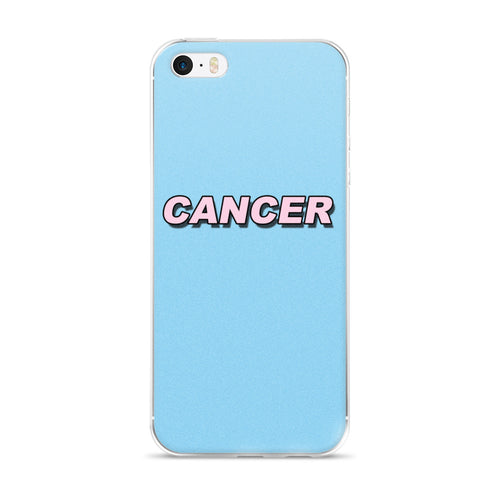 Retro Cancer iPhone Case