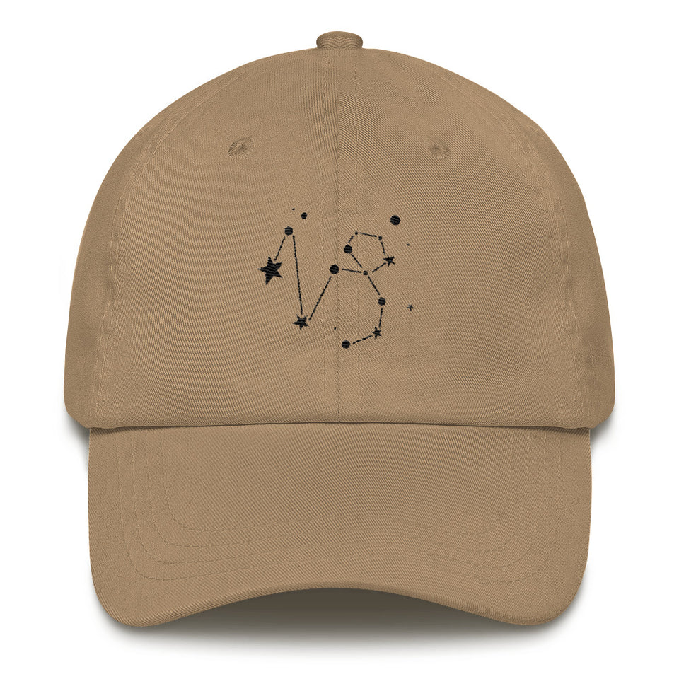 Capricorn Sign Dad hat