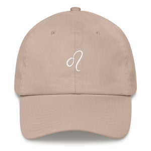 Leo Sign Dad hat