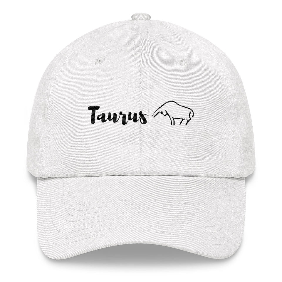 Taurus Bull Dad hat