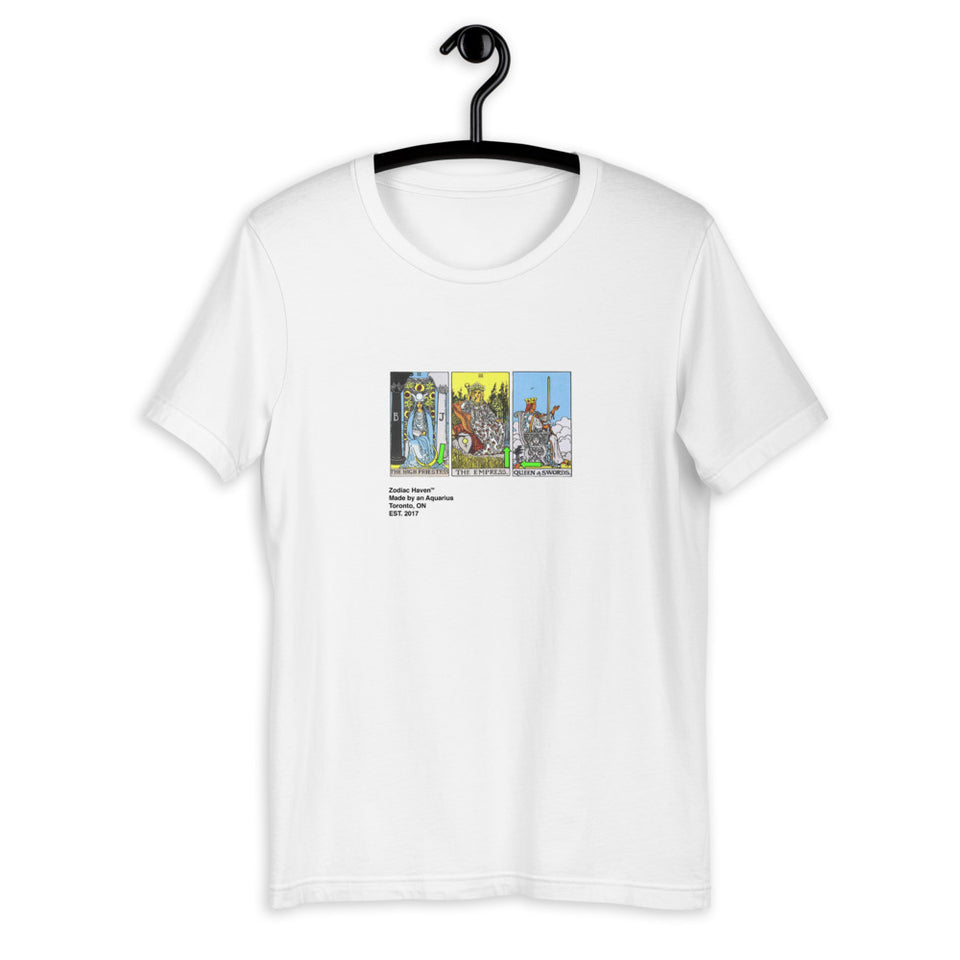 Tarot Card Unisex Shirt