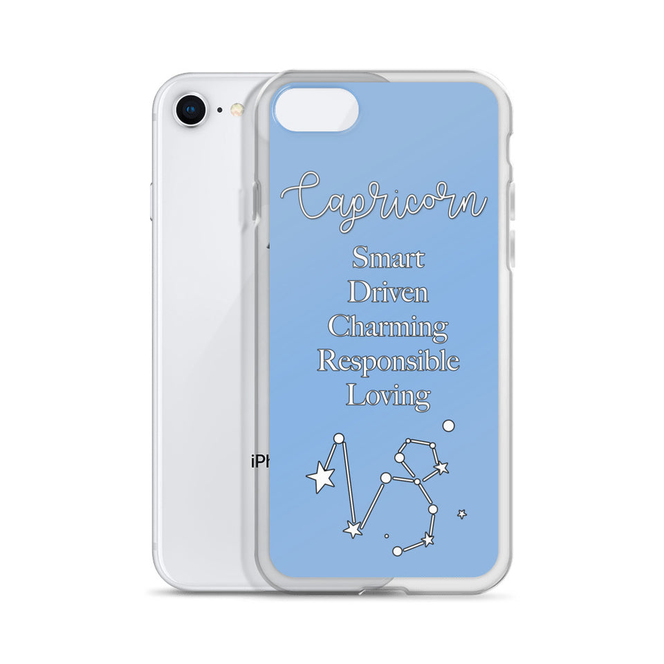 Typical Capricorn iPhone Case