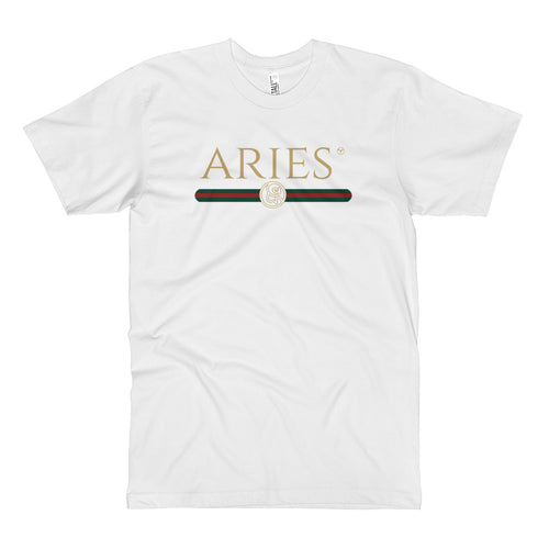 Gucci Inspired Graphic Tee (Aries)