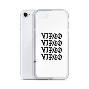 Virgo Gothic iPhone Case