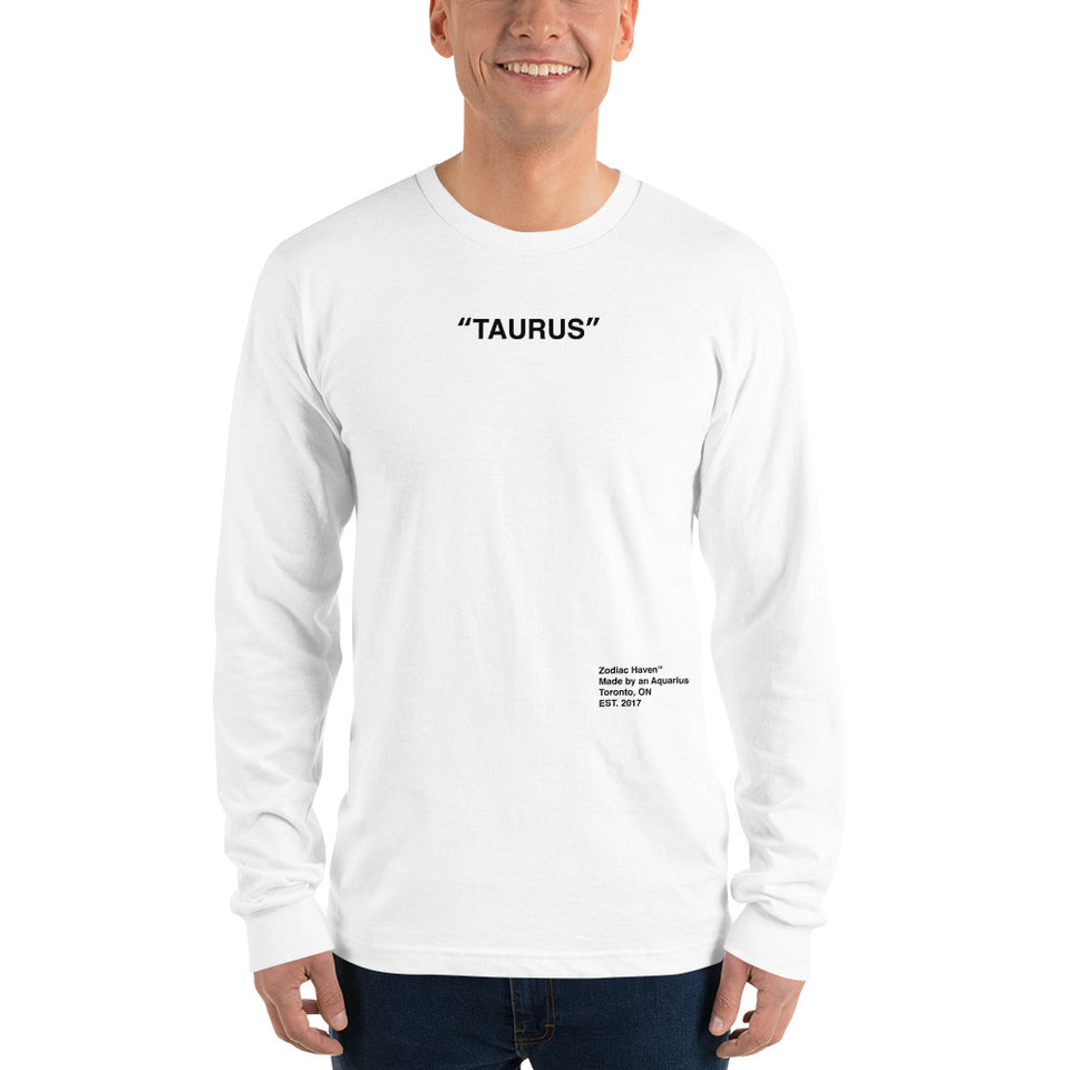 """Taurus"" Graphic Tee"