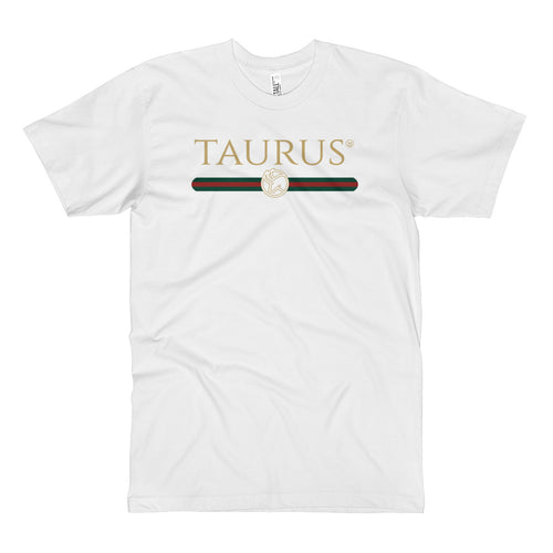 Gucci Inspired Graphic Tee (Taurus)