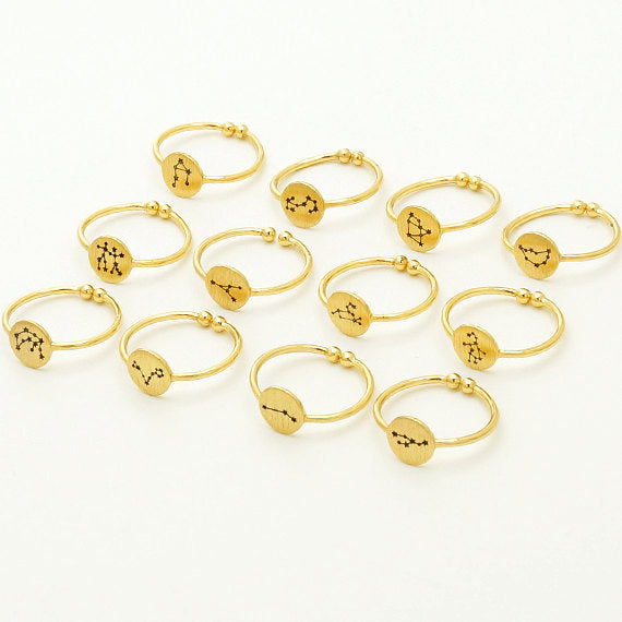 Constellation Rings (Gold/Silver)