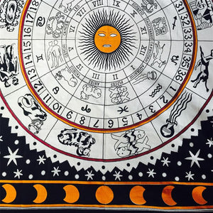 Astrology/Zodiac Wall Tapestry
