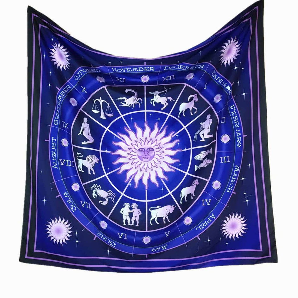 Horoscope Tapestry (All 12 Signs)