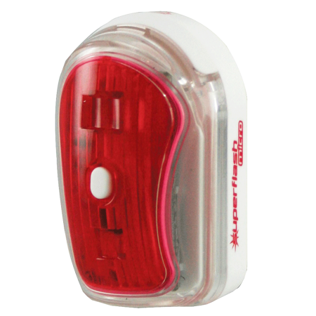 SUPERFLASH MICRO Rear light - Planet Bike - Triathlon LAB
