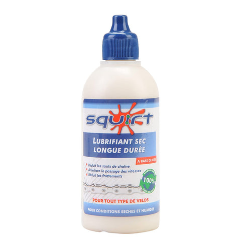 Squirt Long Lasting Dry Lube: 4oz Bottle