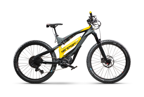 Greyp G6.1 Bold FS Electric Mountain Bike - Triathlon LAB