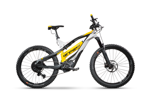Greyp G6.2 Expert FS Electric Moutain Bike - Triathlon LAB