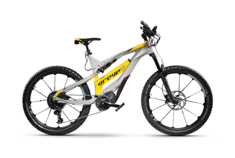 Greyp G6.3 Rebel FS Electric Mountain Bike - Triathlon LAB