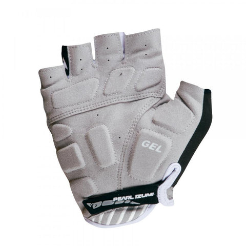 Pearl Izumi Elite Gel Glove-White - Triathlon LAB