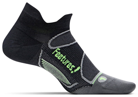 Feetures Elite MAX Cushion No Show Tab - Triathlon LAB