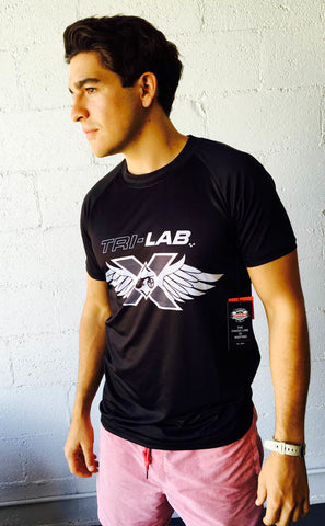Tri LAB Tech Run Tee - Triathlon LAB