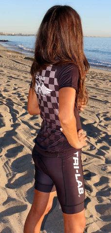 RacerX Cycling Shorts Womens - Triathlon LAB