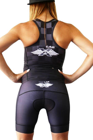 Women's RacerX Triathlon Shorts - Triathlon LAB
