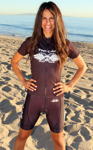 RacerX Cycling Jersey Womens - Triathlon LAB