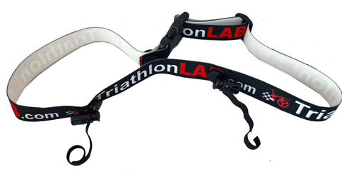 Triathlon LAB Race Number Belt - Triathlon LAB