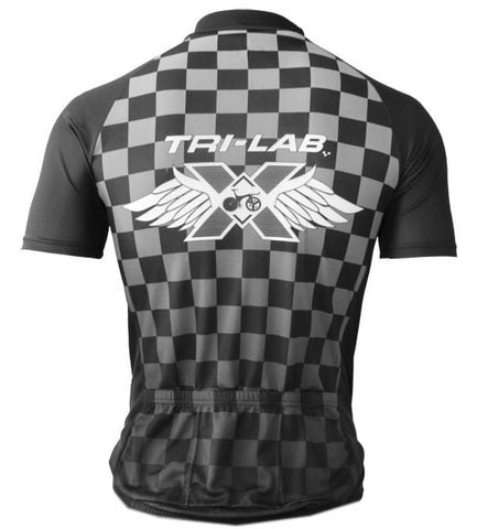RacerX Cycling Jersey Mens - Triathlon LAB