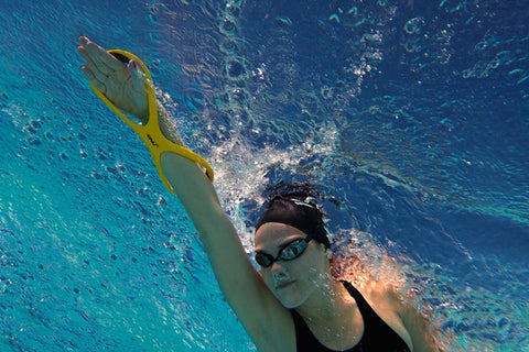Finis Forearm Fulcrum Paddles Senior - Triathlon LAB