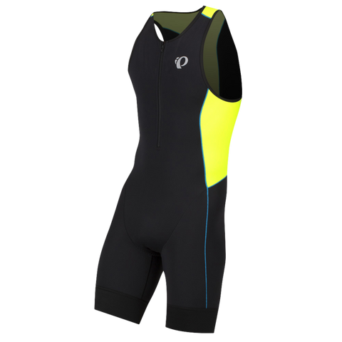 ELITE PURSUIT TRI SUIT BK/LMP XL - Triathlon LAB