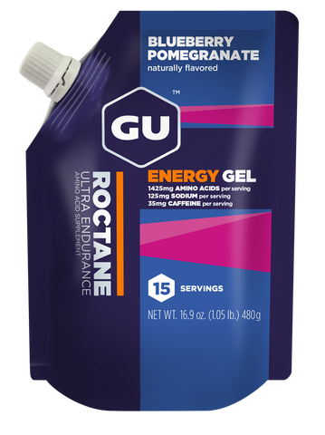 GU ROCTANE Energy Gel - 15 Servings