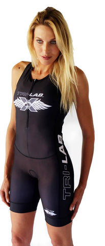 Women's Tri LAB RacerX Racesuit - Triathlon LAB