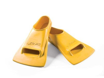 Finis Zoomers Gold Short Blade Swim Fins - Triathlon LAB
