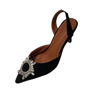 Diamond newest spring summer pumps