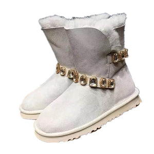 Ohichiic High Quality Warm Snow Boots Made in Australia