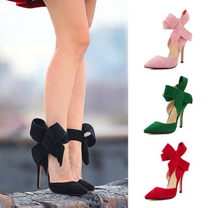 Women Sandals Pointed Woman Heels Stiletto
