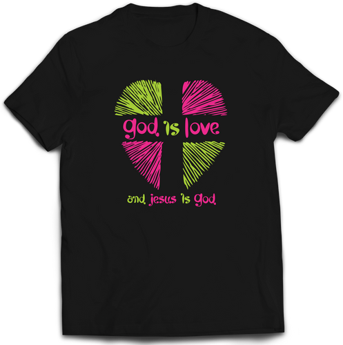God is love - Adult