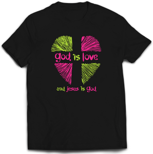 God is love - Adult T-Shirt