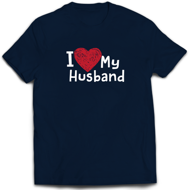 I Love my Husband - Adult