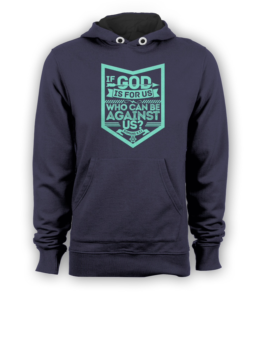 God Is For Us Hoodie