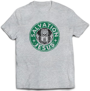 Salvation Jesus - Adult T-Shirt