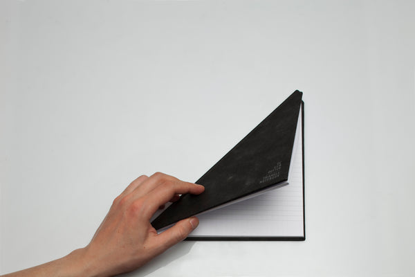 Triangle Notebook at MoMA