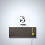 Fan Deck - Blank - Grey