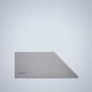 Sidekick Notebook - Light Grey