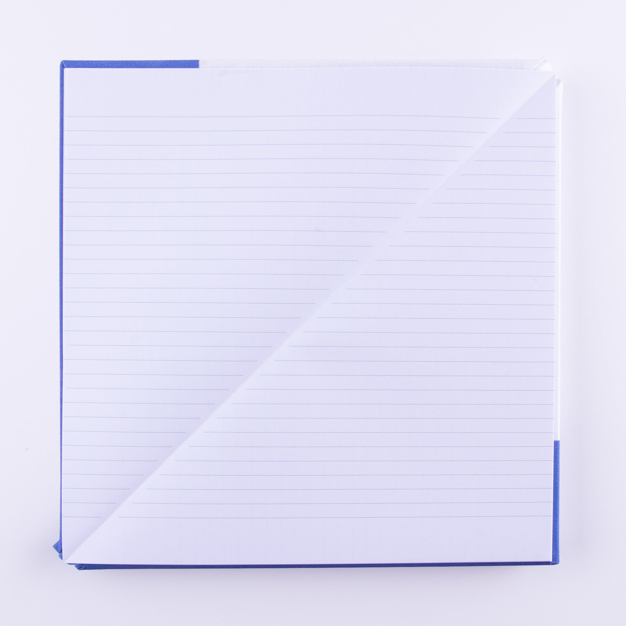Triangle Notebook - Yachtsman Edition - Blue
