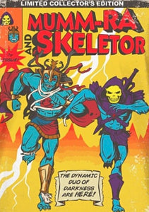 If MummRa and Skeletor Teamed Up?