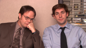 Was Dwight Schrute the Villain or was it Jim Halpert the entire time?