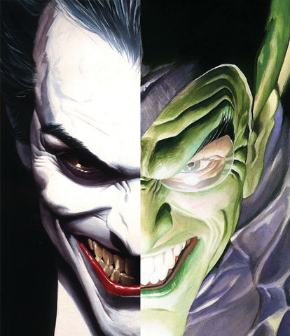 Joker and Green Goblin