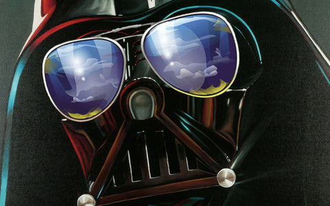 Darth Vader with Sunglasses