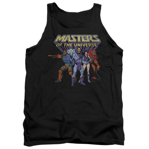 Masters Of The Universe - Team Of Villains Adult Tank