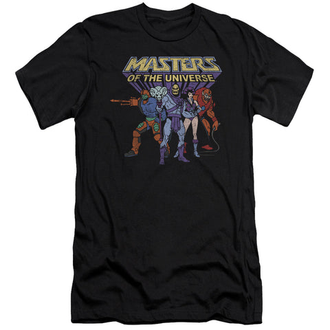 Masters Of The Universe - Team Of Villains Short Sleeve Adult 30/1