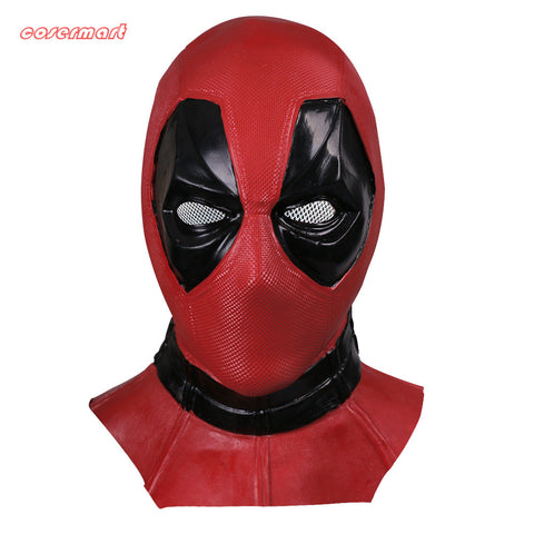 Deadpool Mask Breathable Latex Cosplay